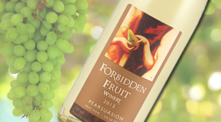 FORBIDDEN FRUIT PEARSUASION 2013<br>CANADA - Vintages #: 447151
