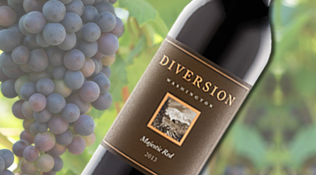 DIVERSION MAJESTIC RED 2013<br>PORTUGAL - Vintages #: 446997