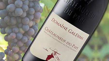 DOMAINE GALEVAN AOP <br>CHATEAUNEUF-DU-PAPE 2014<br>FRANCE – Vintages #251603