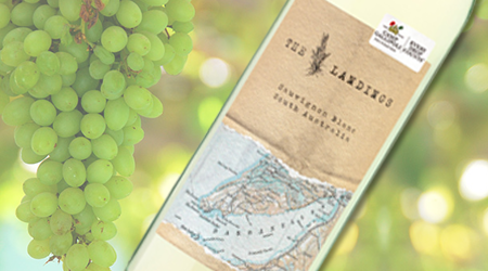 THE LANDINGS MAP SERIES<br>SAUVIGNON BLANC<br>AUSTRALIA - Vintages #490680