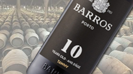 BARROS 10 YEAR OLD TAWNY PORT<br>PORTUGAL – Vintages #964353
