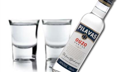 PILAVAS OUZO NEKTAR<br>PATRAS, GREECE - Vintages #14925